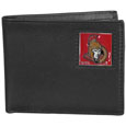 Ottawa Senators® Leather Bi-fold Wallet